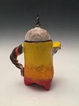 Juror's Award presented by Alberto Bustos, Jayleen Rodriguez - Rancho Ceramics